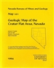 Geologic map of the Crater Flat area, Nevada 2 PLATES AND TEXT