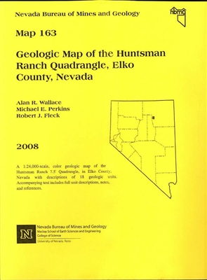Geologic map of the Huntsman Ranch quadrangle, Elko County, Nevada MAP AND TEXT