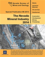 The Nevada mineral industry 2014