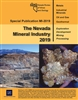 The NV mineral industry 2019