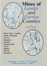 Mines of Lander and Eureka counties