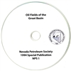 Oil fields of the Great Basin CD-ROM