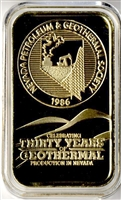 Celebrating thirty years of geothermal production in Nevada: 1985-2015 MEDALLION