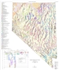 Geologic terrane map of Nevada PLATE 1 OF 2