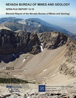 Biennial report of the Nevada Bureau of Mines and Geology 2010?Çô2011