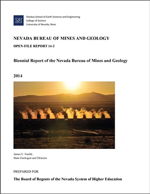 Biennial report of the Nevada Bureau of Mines and Geology 2012?Çô2013