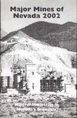 Major mines of Nevada 2002: Mineral industries in Nevada's economy