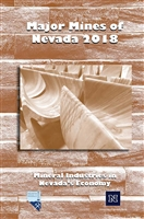 Major mines of Nevada 2018: Mineral industries in Nevada's economy