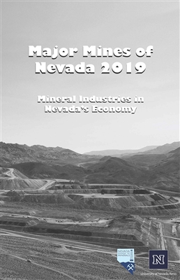 Major mines of Nevada 2019