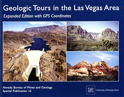 Geologic tours in the Las Vegas area: Expanded edition with GPS coordinates