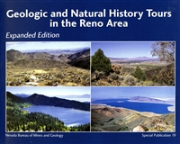 Geologic and natural history tours in the Reno area: Expanded edition