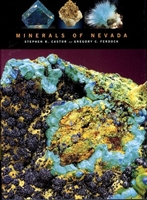 Minerals of Nevada HARDCOVER