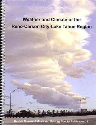 Weather and climate of the Reno-Carson City-Lake Tahoe region