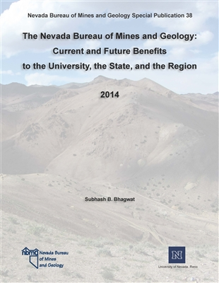 The Nevada Bureau of Mines and Geology: Current and future benefits to the university, the state, and the region PHOTOCOPY