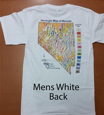Men's short-sleeved T-shirt