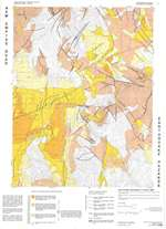 New Empire quadrangle: Earthquake hazards map