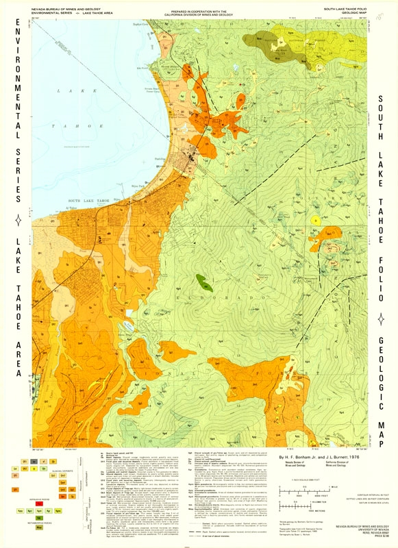 South Lake Tahoe folio: Geologic map [COMPLETE DIGITAL PRODUCT WITH on squaw valley map, lake berryessa map, lake winnebago map, lake toho map, virginia city map, salt lake map, grand canyon map, truckee river map, lake taho, lopez lake map, united states map, rocky mountains map, california map, carson city map, san bernardino mountains map, pyramid lake map, lakes in arizona map, los angeles map, mammoth lakes map, nevada map,