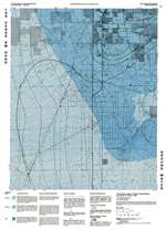 Las Vegas SW quadrangle: Ground water map