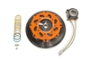Clutch Kit - Quarter Master 8-leg Twin Disc Clutch Kit (Evo X)