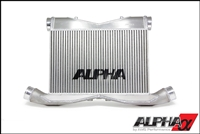 "Front Mount Intercooler - Alpha Performance ""Race"" Front Mount Intercooler (R35 GT-R)"