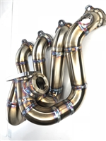 "Archer Fabrications ""Street"" Top Mount T3 / V-Band Turbo Manifold (DSM)"