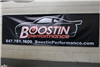 Boostin Performance Logo Vinyl Banner