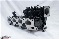 **Boostin Performance Ported Stock Intake Manifold** (Evo 8/9)