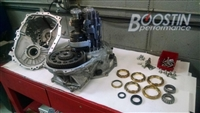 **Boostin Performance Transmission Rebuild - 5 Speed (Evo X)