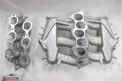 **Boostin Performance Ported Stock Intake Manifold** (R35 GT-R)