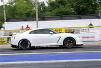 Boostin Performance Side Skirt Banner (R35 GT-R)