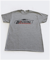 Boostin Performance Logo T-shirt - ADULT SIZE