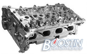 **Boostin Performance Ported Stage 3 Cylinder Head** (Evo X)