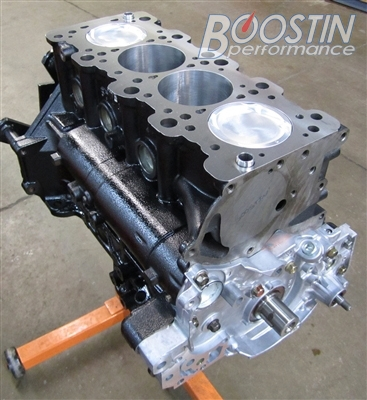 **Boostin Performance Stage 3 Short Block** (DSM/Evo 8/9) - 2.0 Long Rod
