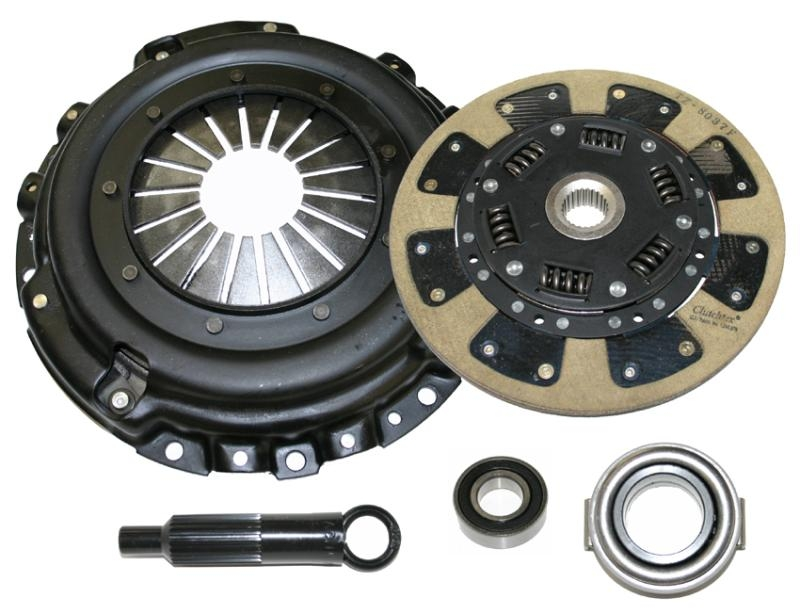 Clutch Kit Competition Clutch Stage 3 Strip Street Series 2600 Dsm