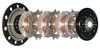 Clutch Kit - Competition Clutch Triple Disc Clutch Kit (Evo 8/9)