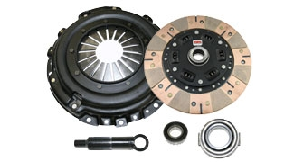 Clutch Kit - Competition Clutch Stage 3 Strip/Street Series 2600 (Evo 8/9)