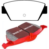 Brake Pads - EBC Redstuff Ceramic Rear Brake Pads (DSM)