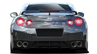 Spoiler - Extreme Dimensions Aerofunction AF-2 Rear Diffuser (R35 GT-R)