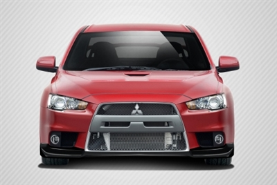 Spoiler - Extreme Dimensions/Carbon Creations VR-S Front Lip (EVO X)