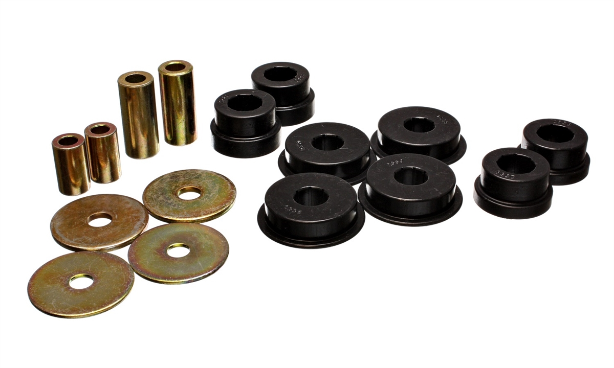 Suspension - Energy Suspension Rear Differential Carrier Bushing Set (Evo  8/9)