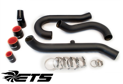 Intercooler Piping - ETS Short Route Complete Piping Kit (Evo 8/9)