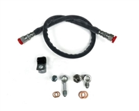 Evo 9 BB Oil Supply Line