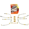 Brake Lines - Goodridge Brake Line Kit (Evo 8/9)