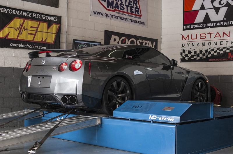 BPR Stage 1 Performance Package (R35 GT-R)