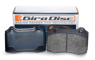 "Brake Pads - Girodisc Front ""Magic"" Brake Pads (Evo 8/9/X)"