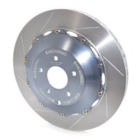 Rotors - Girodisc 2 piece Rear Pair (R35 GT-R)