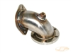 "O2 Housing/Dump -JMF 3"" O2 Housing - Borg Warner 6-bolt Turbo (DSM)"