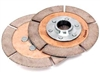 Clutch - Quarter Master 8-Leg Replacement Clutch Discs (Evo 8/9/X)