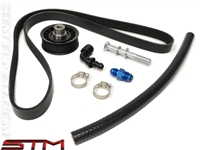 Power Steering -  STM Power Steering Delete Kit (EVO 8/9)