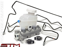Brake Lines - STM ABS Delete Kit (EVO 8/9)